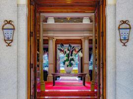 Grand Hotel Majestic, hotel in Verbania