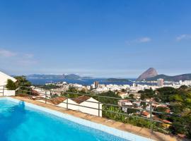 Rio Panoramic, hotel with pools in Rio de Janeiro