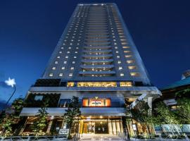 APA Hotel & Resort Ryogoku Eki Tower, hotel with pools in Tokyo