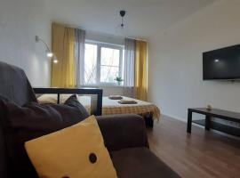 Уютные аппартаменты в самом центре Тихвина, apartment in Tikhvin