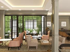 Hotel Avenue Louise Brussels Trademark Collection by Wyndham, hotel dicht bij: Louizalaan, Brussel