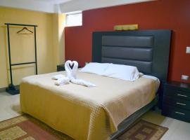 Hotel y Restaurante Castillo de los Altos, Hotel in Quetzaltenango