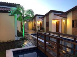 FLATS VILLAS LITORAL SUL - Lagoa do Pau - Coruripe - AL, hotel with pools in Coruripe