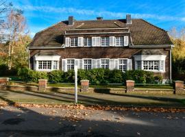 Villa Haus Bergmann, self catering accommodation in Duisburg
