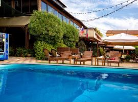 La Terrassa Spa Hotel, отель в Адлере