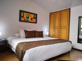 Hotel Confort Bogota, hotel cerca de Jardín Botánico José Celestino Mutis, Bogotá