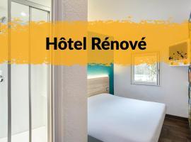 hotelF1 Lille Metropole, hotel near Colbert Metro Station, Mons-en-Baroeul