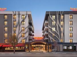 Ramada Residences by Wyndham Balikesir, hotel in Balıkesir