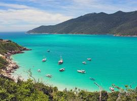 Residencial Ocean Palace, pet-friendly hotel in Arraial do Cabo