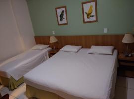Suíte (330)- Golden Dolphin Grand Hotel, hotel near Liberty Square, Caldas Novas