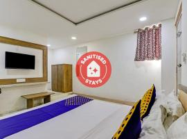 SPOT ON 72607 Hotel Malva Inn 2, hotel near Sardar Vallabhbhai Patel International Airport - AMD, Ahmedabad