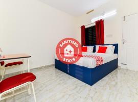 OYO 26488 Athani Residency, hotel near Kochi International Airport - COK, Nedumbassery