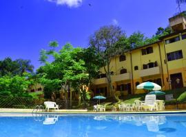 Hotel Moinho de Pedra, hotel perto de Teleférico, Serra Negra