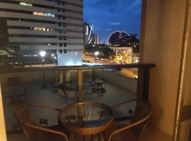 Flat Plaza Hotel - Setor de Hotéis Norte, hotel near Square of the Three Powers, Brasilia