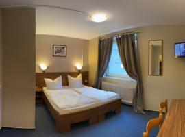City Hotel Ansbach, hotel in Tempelhof-Schöneberg, Berlin