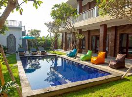 Frangipani House and Spa, hotel in Canggu