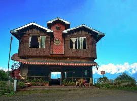 Hotel Cloud's End, pet-friendly hotel in Ravangla