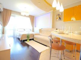LoftsLux Nesebrskaya, апартаменты/квартира в Сочи