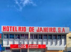 Río de Janeiro, hotel in Panama City