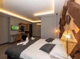 Fly And Stay Airport Hotel, отель, где разрешено размещение с домашними животными в Стамбуле
