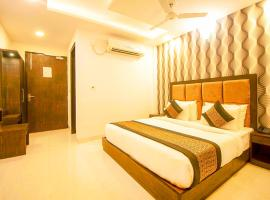 Hotel Grand Belmonk Near IGI Airport Delhi, hotel in New Delhi