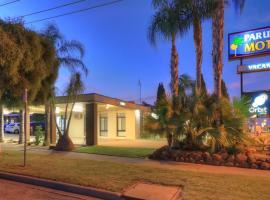 Paruna Motel, hotel near Pioneer Settlement, Swan Hill