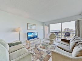 Gulfstream Condos - Big Gulf Views & Heated Pool condo, apartment in Corpus Christi