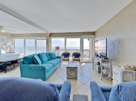 Gulfstream Condos - Epic Surf View - Pool, Hot Tub condo, apartment in Corpus Christi