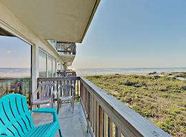 Gulfstream Condos - Beach Vistas, Spa, Heated Pool condo, apartment in Corpus Christi