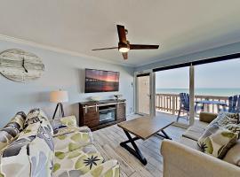 Gulfstream Condos - Stunning Gulf-View Balcony condo, apartment in Corpus Christi