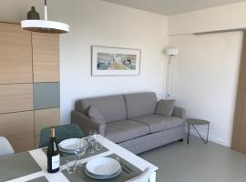 Penthouse Sun Corner Knokke, apartment in Knokke-Heist