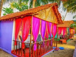 GoYm Resort, luxury tent in Arambol