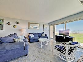 Gulfstream Condos - Gulf-Front Gem with Epic Views condo, apartment in Corpus Christi