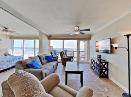 Gulfstream Condos - Top-Floor Retreat - Gulf Views condo, apartment in Corpus Christi
