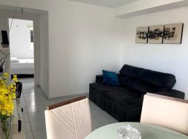 Ap. 3 dorms, prox. praia., family hotel in São Luís
