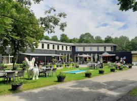 Hotel De Elderschans, hotel v destinaci Aardenburg