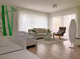 Gästeappartement Zimmergrün - Die grüne Oase, apartment in Mönchengladbach