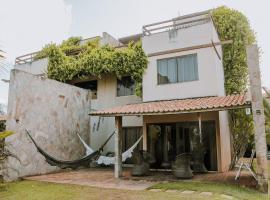 Qavi - Triplex no centro de Gostoso #Shamballa104, apartment in São Miguel do Gostoso