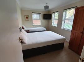 Reading Budget Apartments, hotel near Royal Berkshire Hospital, Reading