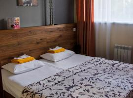 Hotel LOFT Ptz, отель в Петрозаводске