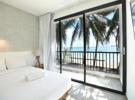 Kinta Kan Beach Hotel Boutique Playa del Carmen, hotel in Playa del Carmen