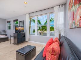 Pool View Getaway, villa in Miami Beach