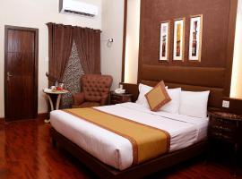 Ambassador Suites & Hotel, hotel near Pakistan Monument Museum, Islamabad