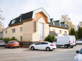 Hotel Diveevo-NB, hotel in Diveyevo