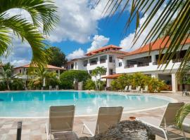 Aparta-Hotel Malibu At Residencial Paraiso, room in Bayahibe