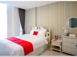 RedDoorz Plus @ Madukoro Raya Semarang, hotel near Simpang Lima, Kalibanteng-lor
