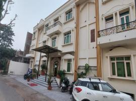HOTEL PARV, hotel near Jaipur International Airport - JAI, Jaipur