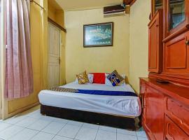 SPOT ON 90060 Jq Homestay Syariah, hotel in Tangerang