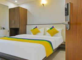 Treebo Trip Deluxe Inn, hotel in Chennai