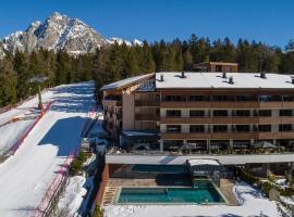 Josef Mountain Resort, hotel in Avelengo